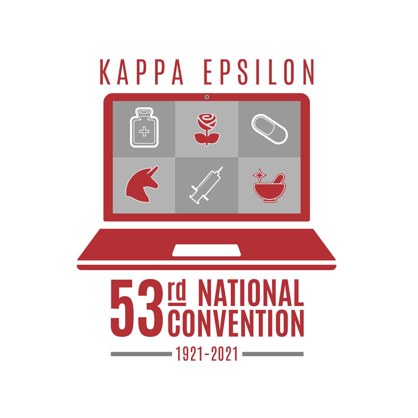 2021 Convention Logo